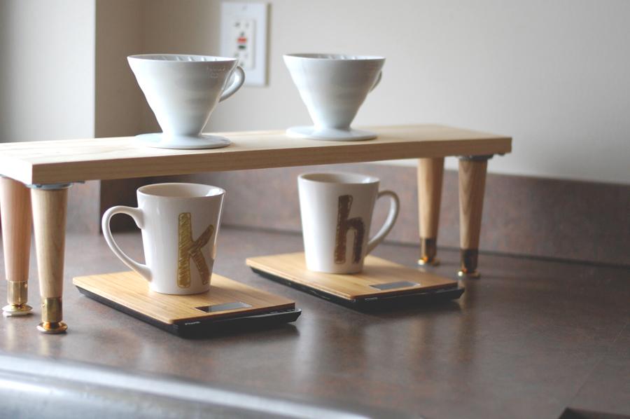 materials needed unique diy coffee station